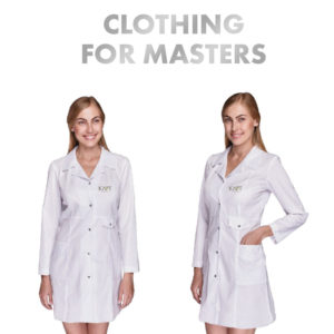 CLOTHING FOR MASTERS