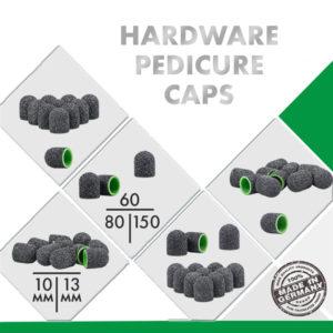 HARDWARE PEDICURE CAPS